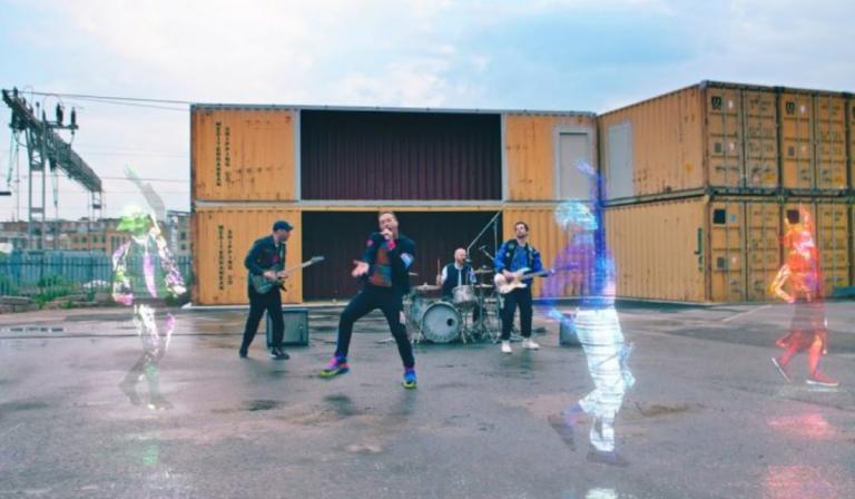 """¡Paren todo! Coldplay estrenó su nueva canción """"Higher Power"""""""