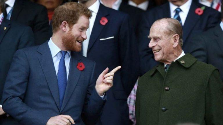 Confirman Que El Príncipe Harry Se Enteró De La Muerte De Su Abuelo Por La Policía