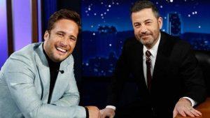 Diego Boneta Y Jimmy Kimmel