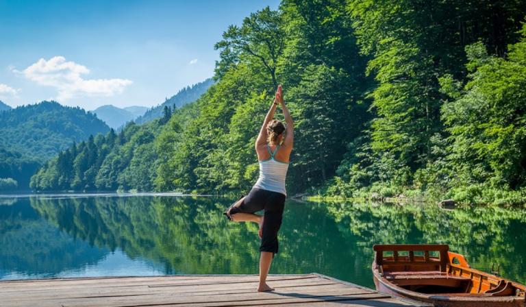 Ecoterapia: Un tratamiento natural para prevenir el desgaste físico y mental