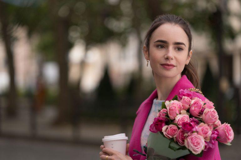 Emily In Paris  Lily Collins Confirma El Comienzo De Las Grabaciones