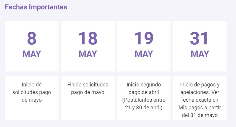 ¿Cómo postular? Último día para postular al Bono IFE Ampliado de mayo