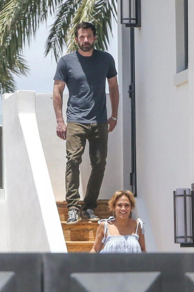 ¡Miami Love! El lujoso espacio del que disfrutan JLo y Ben Affleck en Florida
