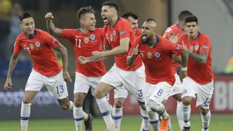 Jugador De La Selección Chilena Da Positivo A Covid 19  Se Activa Protocolo En La Roja