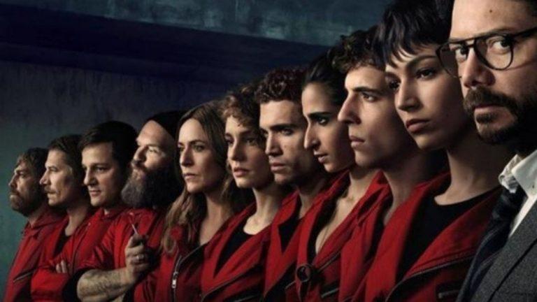 La Casa De Papel Regresa  La Quinta Temporada Se Estrenará En Dos Partes
