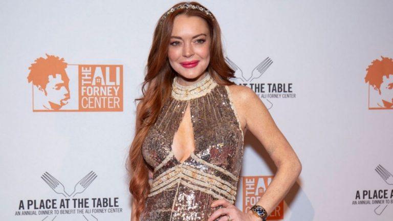 Lindsay Lohan Regresa Al Cine En Una Comedia Romántica De Navidad