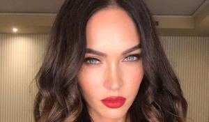 El atrevido atuendo que usó Megan Fox y que se robó todas las miradas