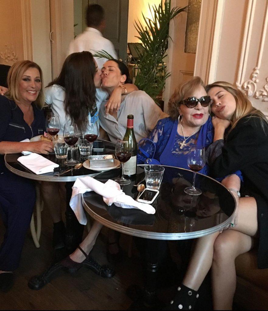 """Michelle Salas dio por primera vez su opinión sobre """"Luis Miguel, la serie"""""""