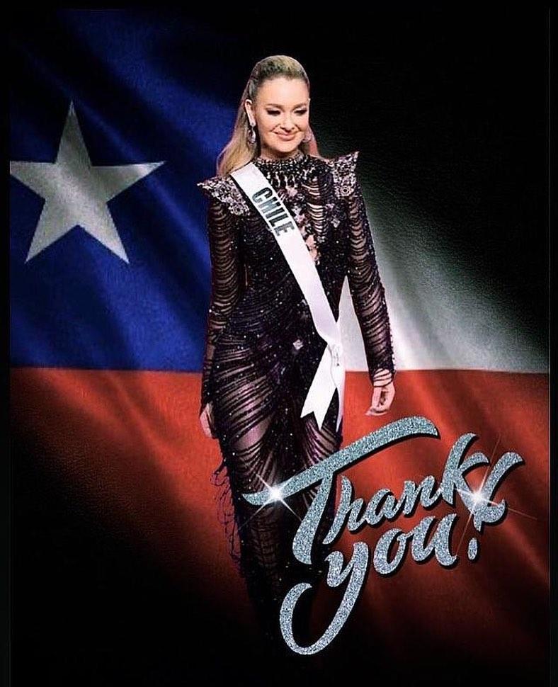 """Daniela Nicolás tras su participación en Miss Universo: """"Yo no me perdí miss universo, miss universo me perdió"""""""