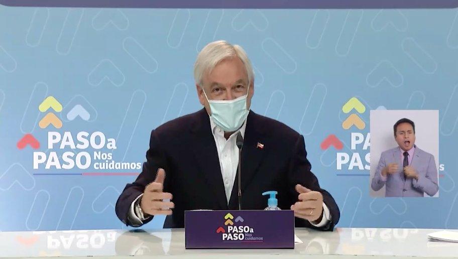 Piñera Balance