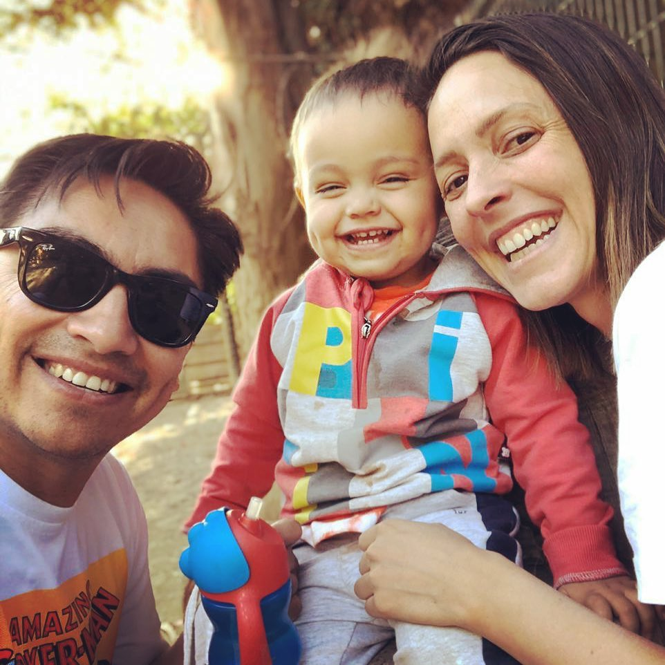 Maly Jorquiera reveló por qué muestra menos a su hijo en redes sociales