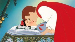 Sin Su Consentimiento  Piden Cancelar El Beso Entre Blancanieves Y El Príncipe Azul