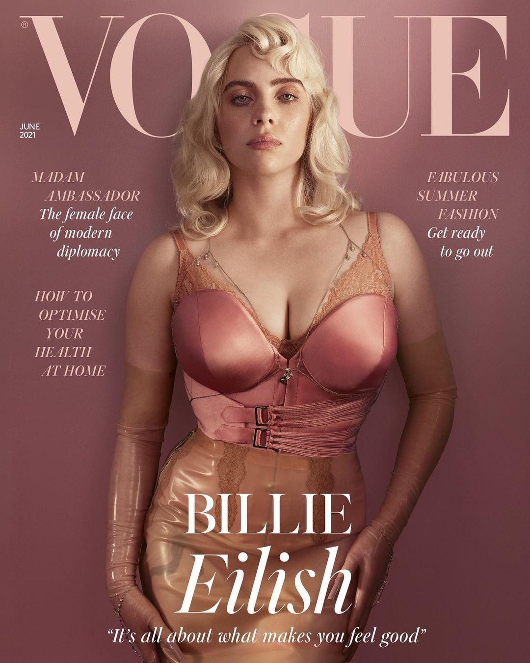 Vogue Billie Eilish 4