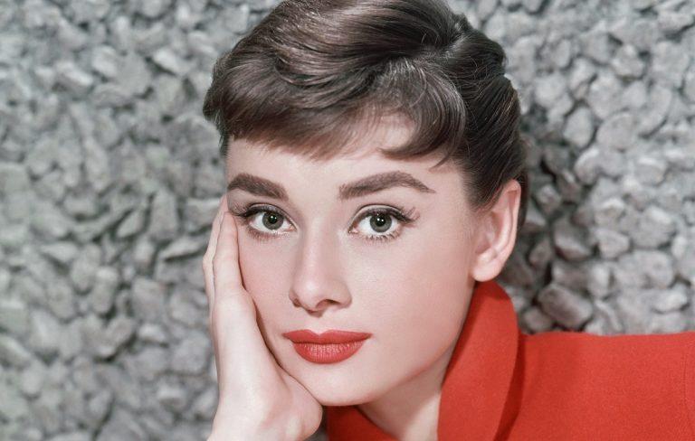 Audrey Hepburn Portrait Session