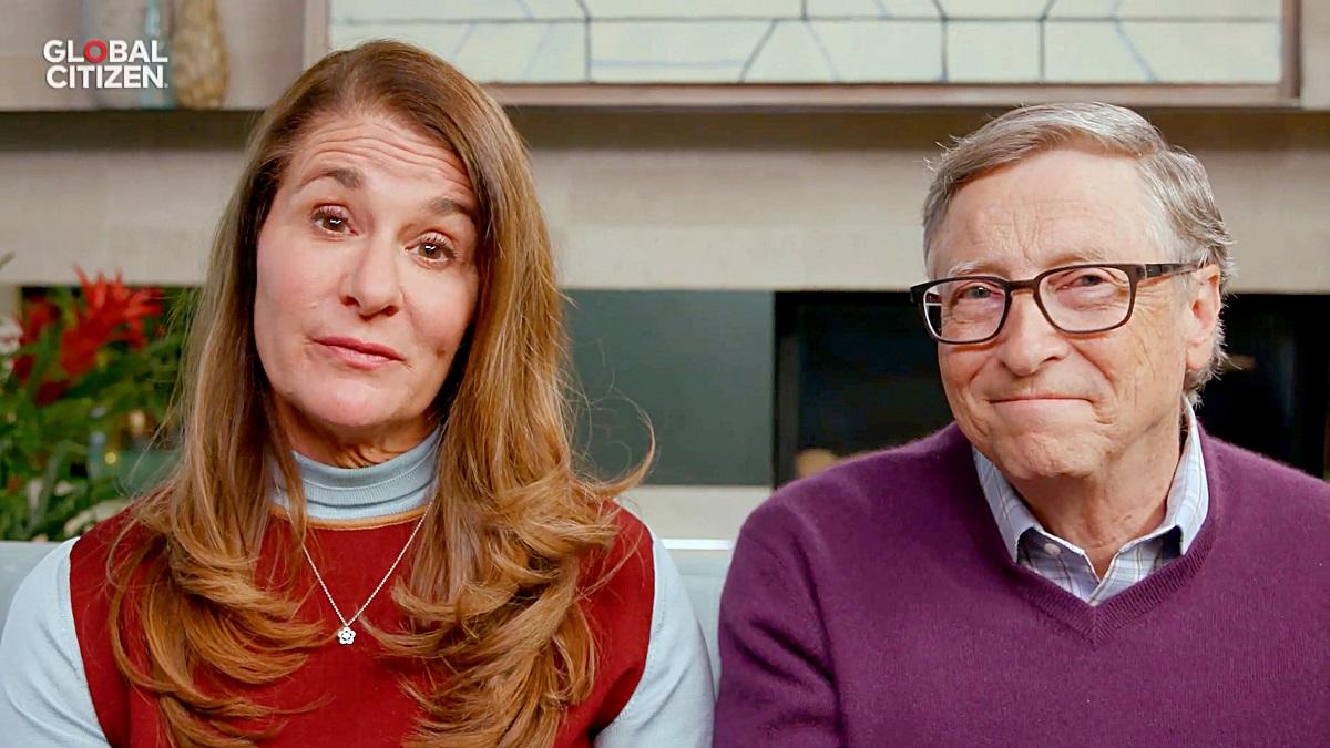Melinda y Bill Gates terminan su matrimonio