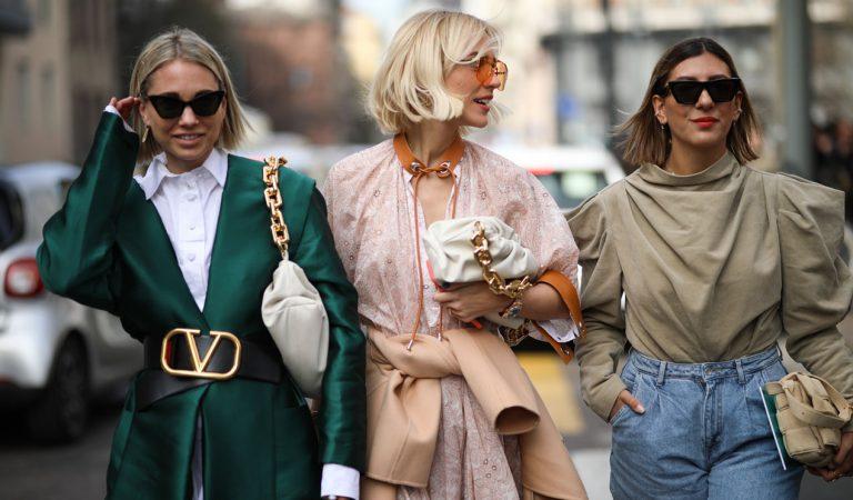 Street Style: February 21st   Milan Fashion Week Fall/Winter 2020 2021