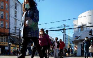 chilenos en pandemia