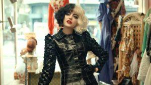 Cruella De Emma Stone