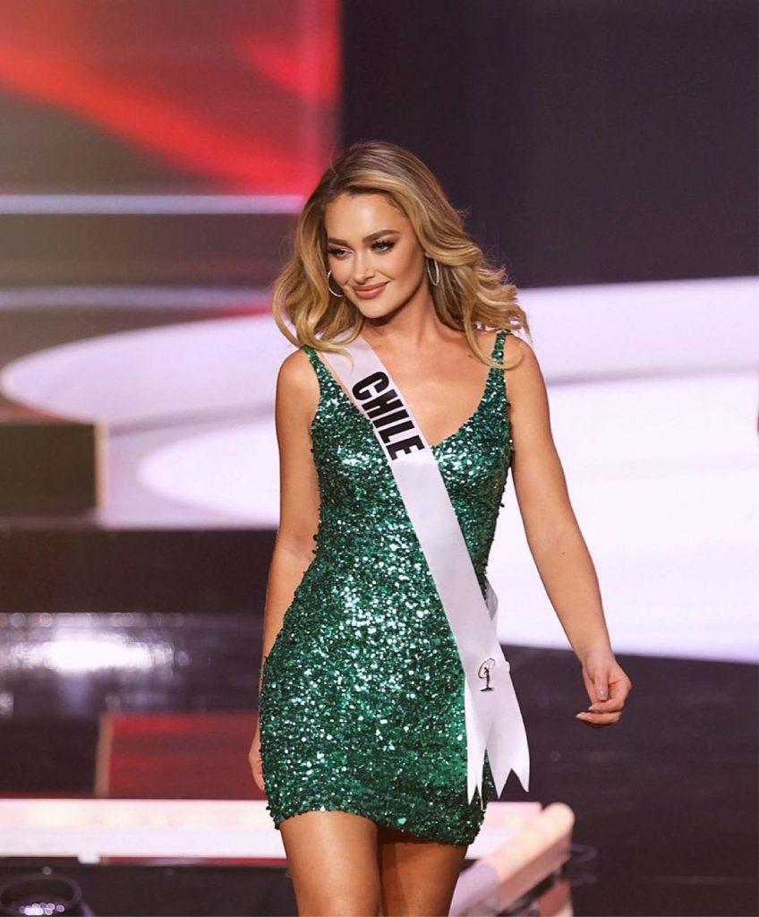 Daniela Nicolás Reflexión Miss Universo
