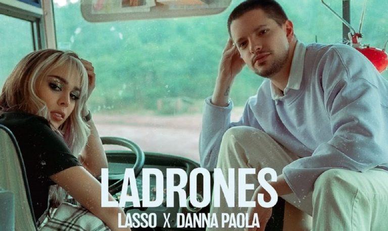 Danna Paola Y Lazzo Ladrones