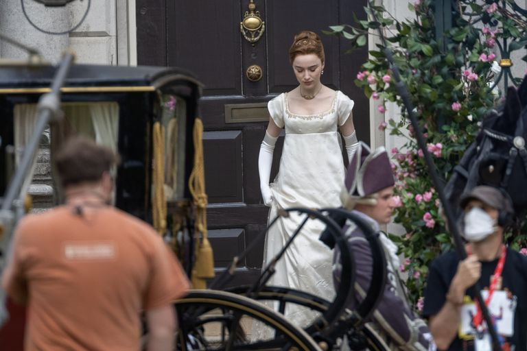 Daphne En Segunda Temporada De Bridgerton