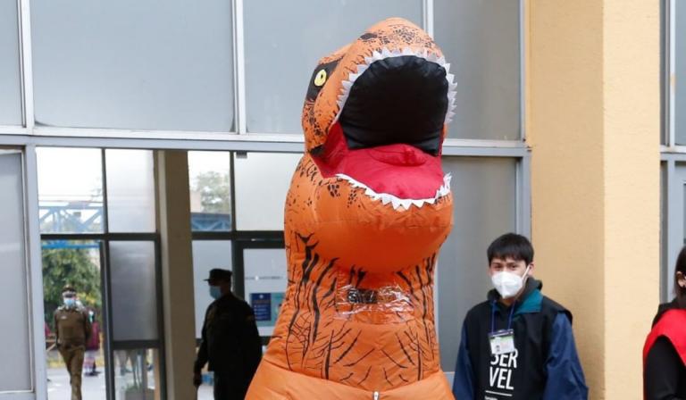 Dinosaurio En Elecciones
