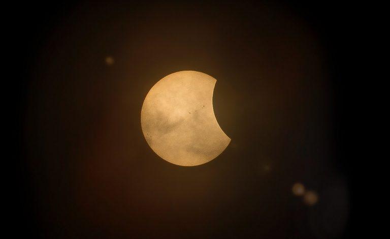 Eclipse De Luna En Sagitario 2