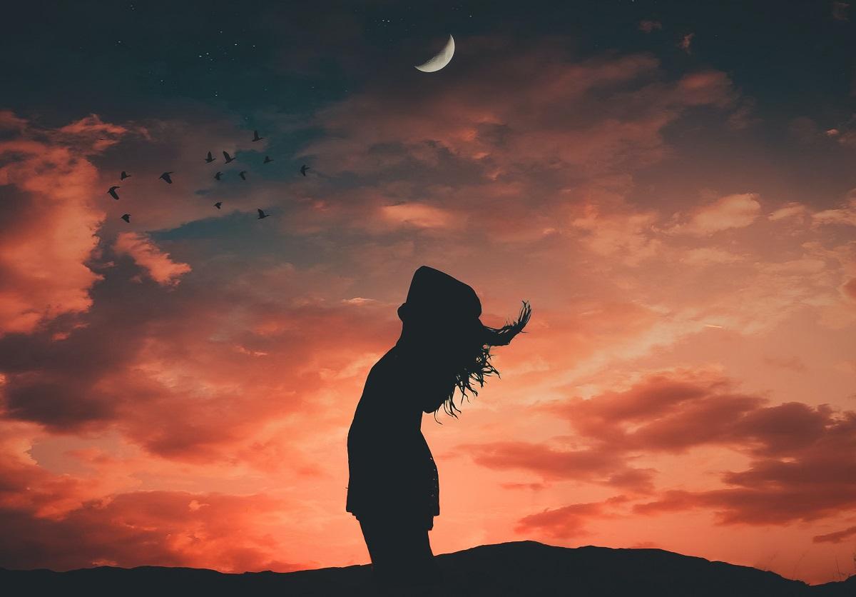 Eclipse De Luna En Sagitario