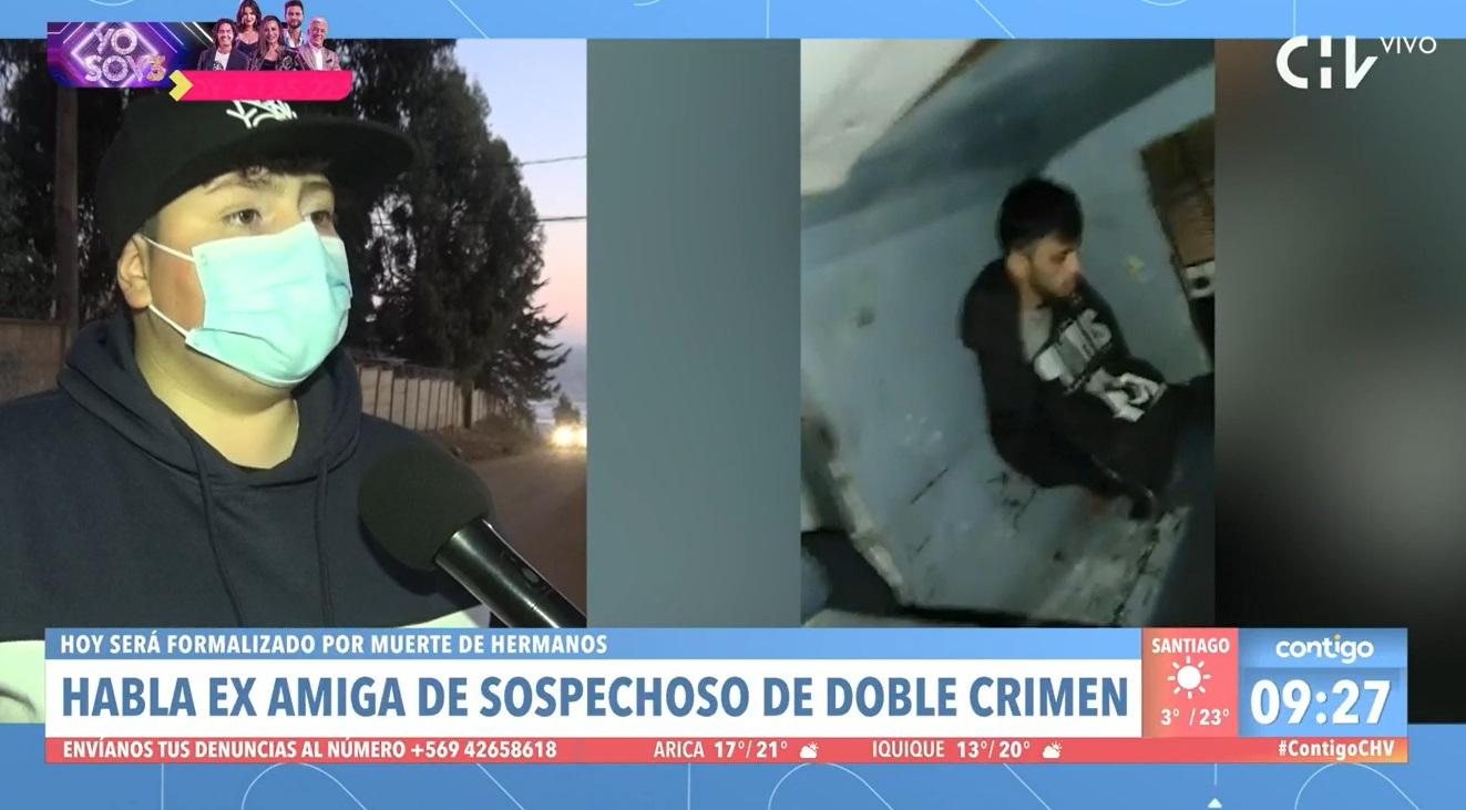 Ex Amiga Del Unico Sospechoso Del Crimen De El Bosque