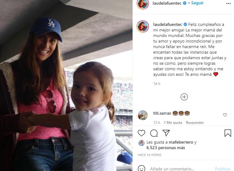 Instagram De Laura