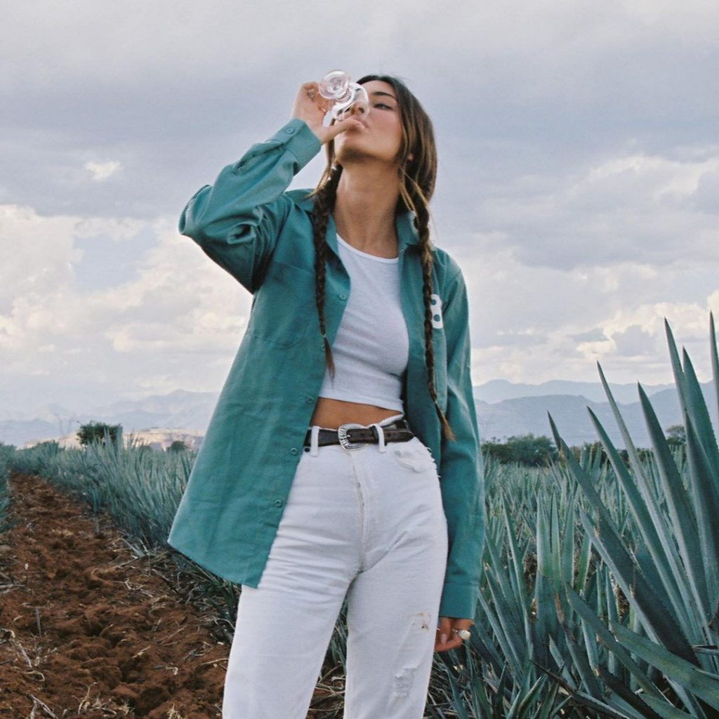 Kendall Jenner Tequila 818