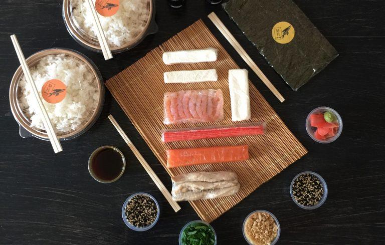 Kits De Naru Sushi