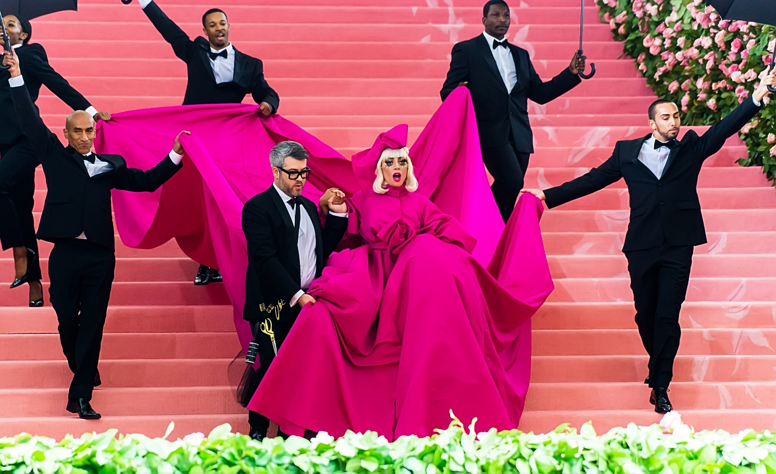 The 2019 Met Gala Celebrating Camp: Notes On Fashion   Street Sightings
