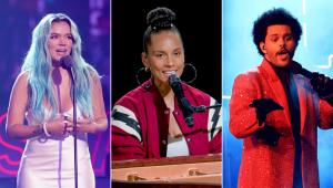 Presentaciones Billboard Music Awards 2021