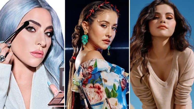 5 Cantantes Que Tiene Su Propia Línea De Maquillaje