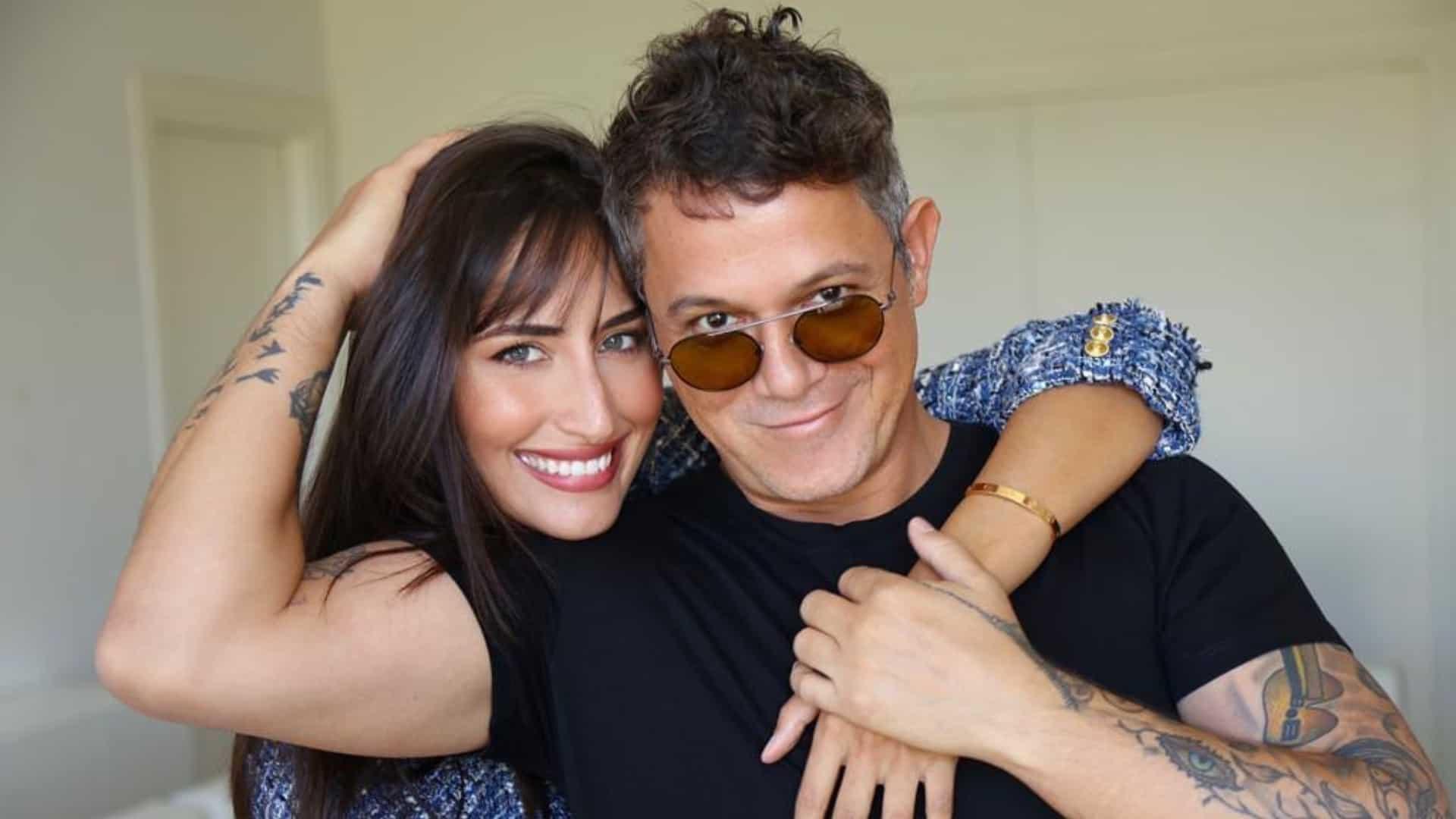 Alejandro Sanz Y Su Novia
