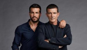Antonio Banderas Y Mario Casas Nuevo Perfume