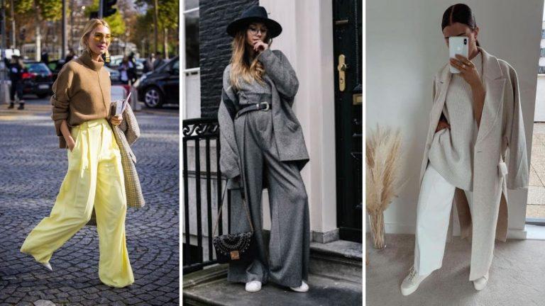 Así Puedes Llevar La Moda Oversize Y Triunfar En El Intento