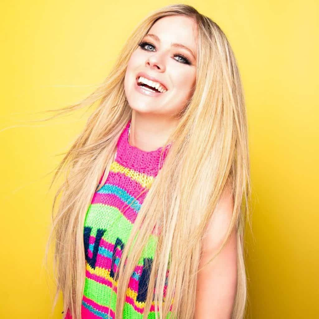 Avril Lavigne Música