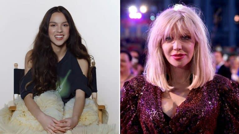 Courtney Love Acusó A Olivia Rodrigo De Plagio Y Así Responde La Cantante
