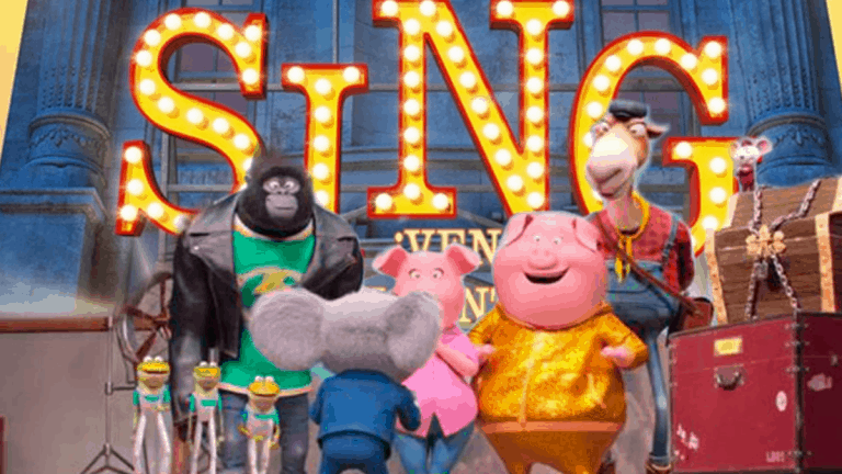 Película Sing 2: lanzan tráiler del film del grupo de animales