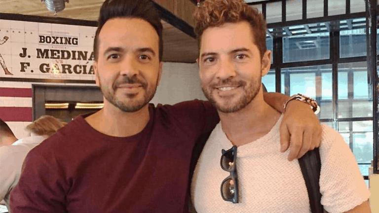 David Bisbal y Luis Fonsi: luego de trece años realizan nueva colaboración