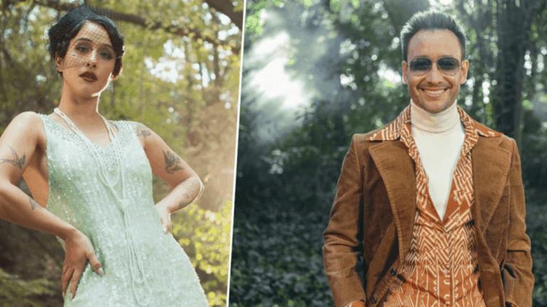 Luciano Pereyra y Denise Rosenthal: Nueva colaboración