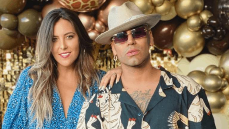 Gabriel Peralta y Michelle Yankelevich anuncian que serán padres