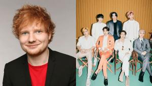 Ed Sheeran Y BTS