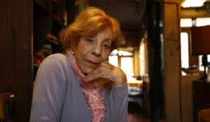 Fallece Violeta Vidaurre