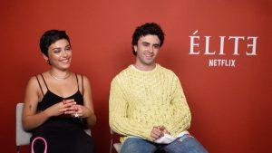 Itzan Escamilla Y Carla Diaz Elite 4