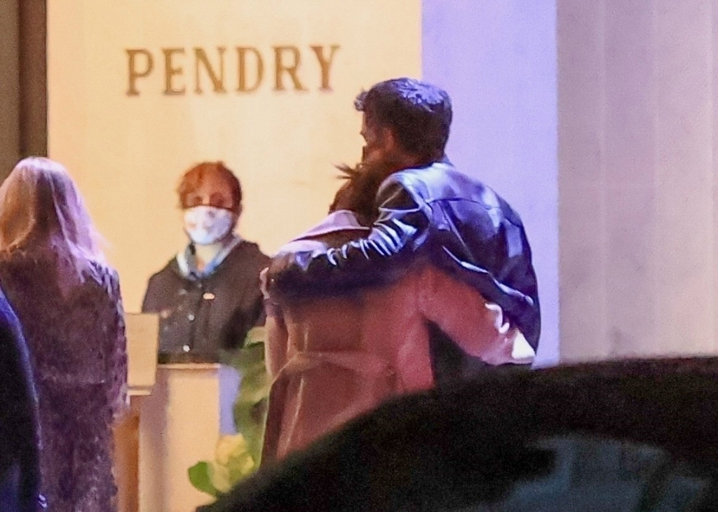 Jennifer Lopez And Ben Affleck Hollywood