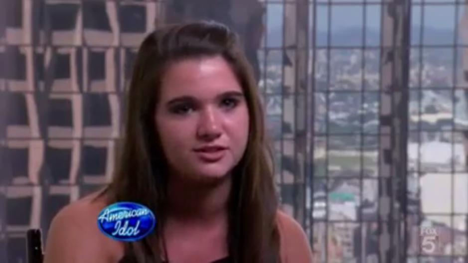 Katie Stevens American Idol