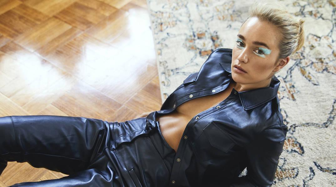 Kika Silva Revista Velvet